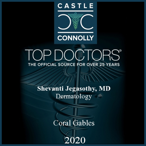 Castle Connolly Top Doctors Award 2020 (IG)